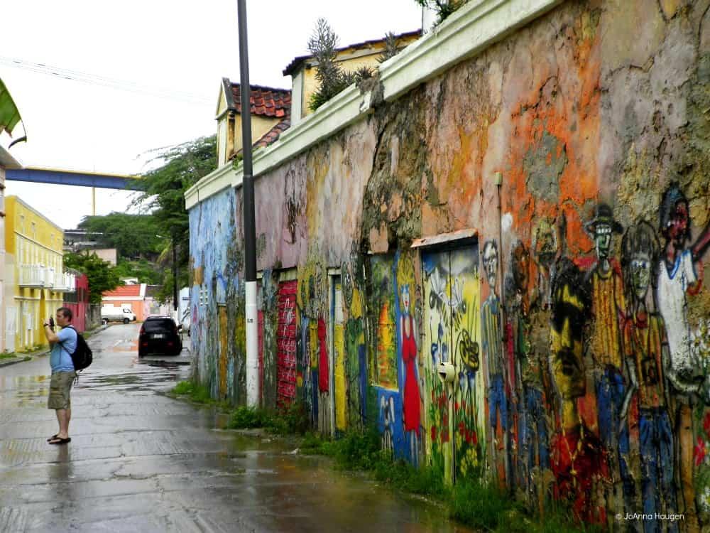 key caribe, street art, curaçao, murals, paintings, art, museum,morrenpoleon