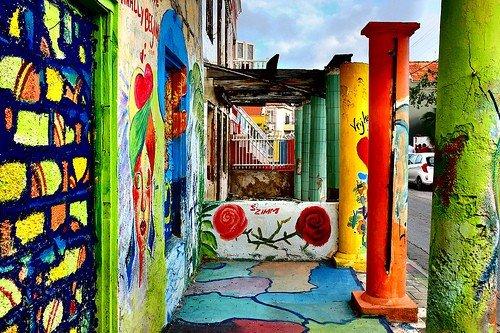 curaçao, street art, keycaribe, murals, art, painting