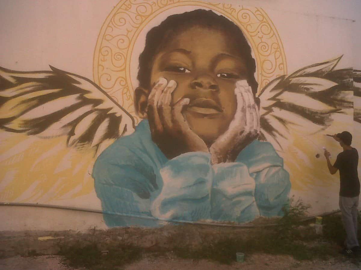 keycaribe,morrenpoleon,curaçao,street art, murals,paintings, curaçao