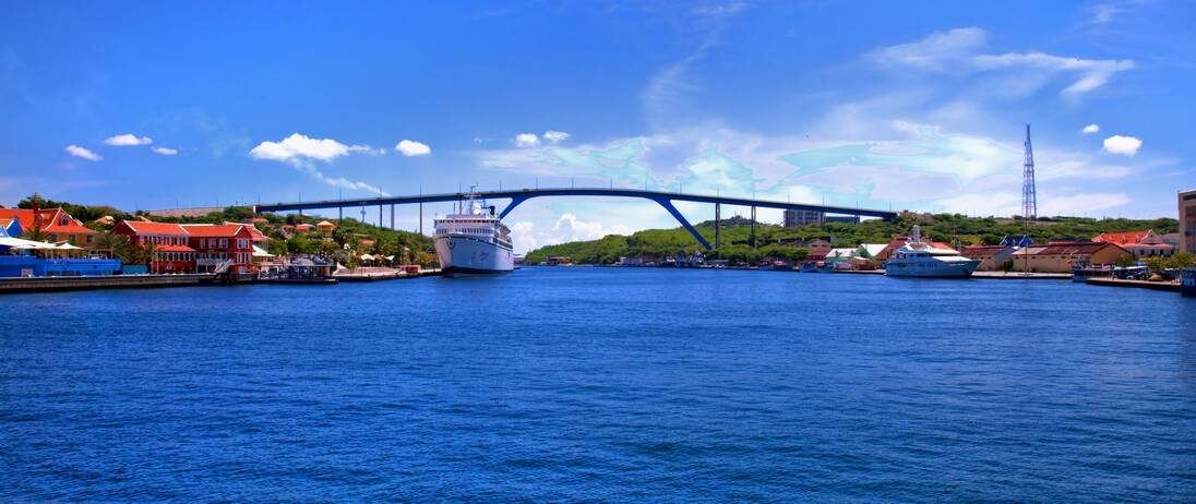 keycaribe, morrenpoleon, curacao bridge