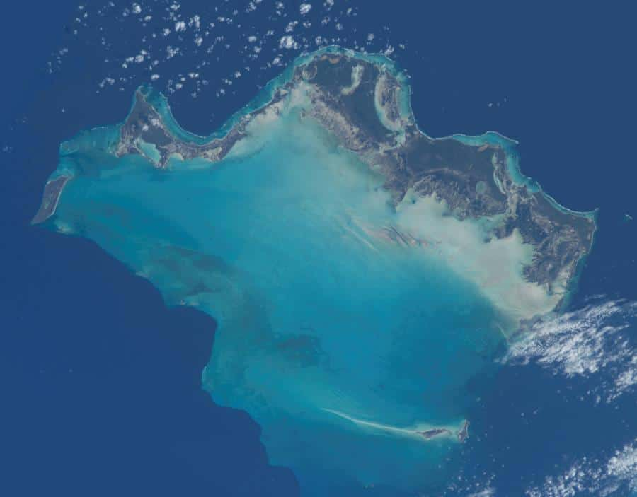 Turks and Caicos located