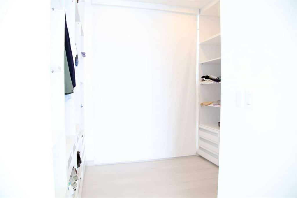 Aruba Beachfront Estate closet space