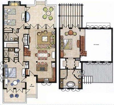 Villa Kalki floor plan