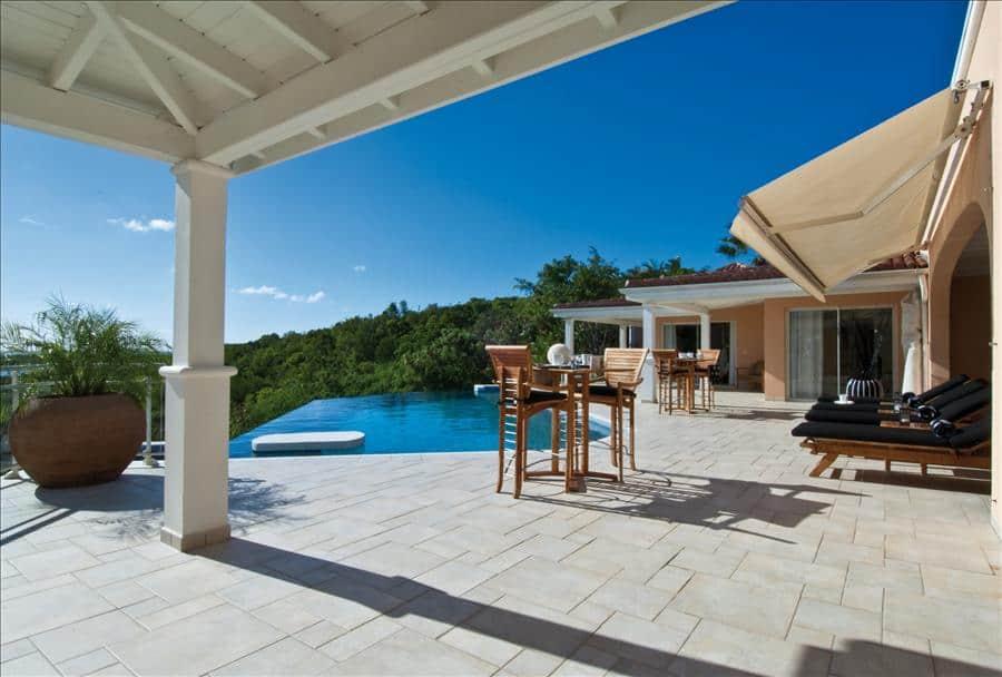 SVP terrace