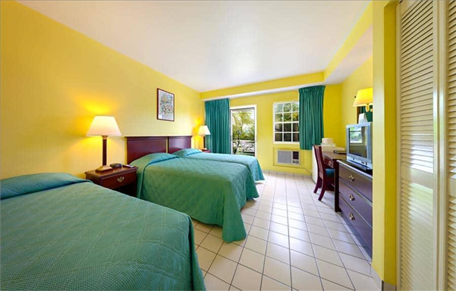 Eco Resort, Standard Triple Room