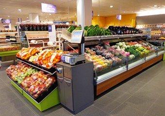 van der Tweel supermarket