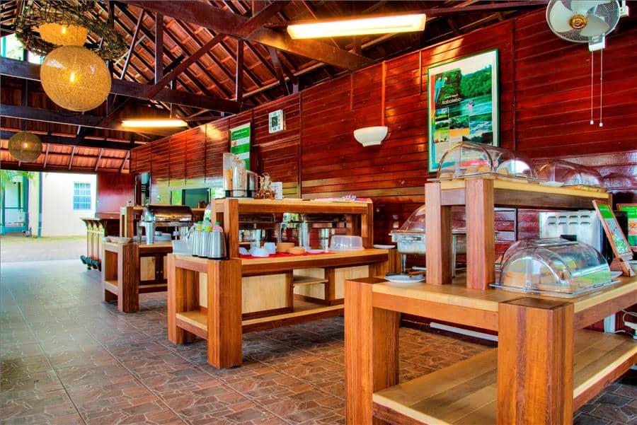 Eco Resort, River side Hut