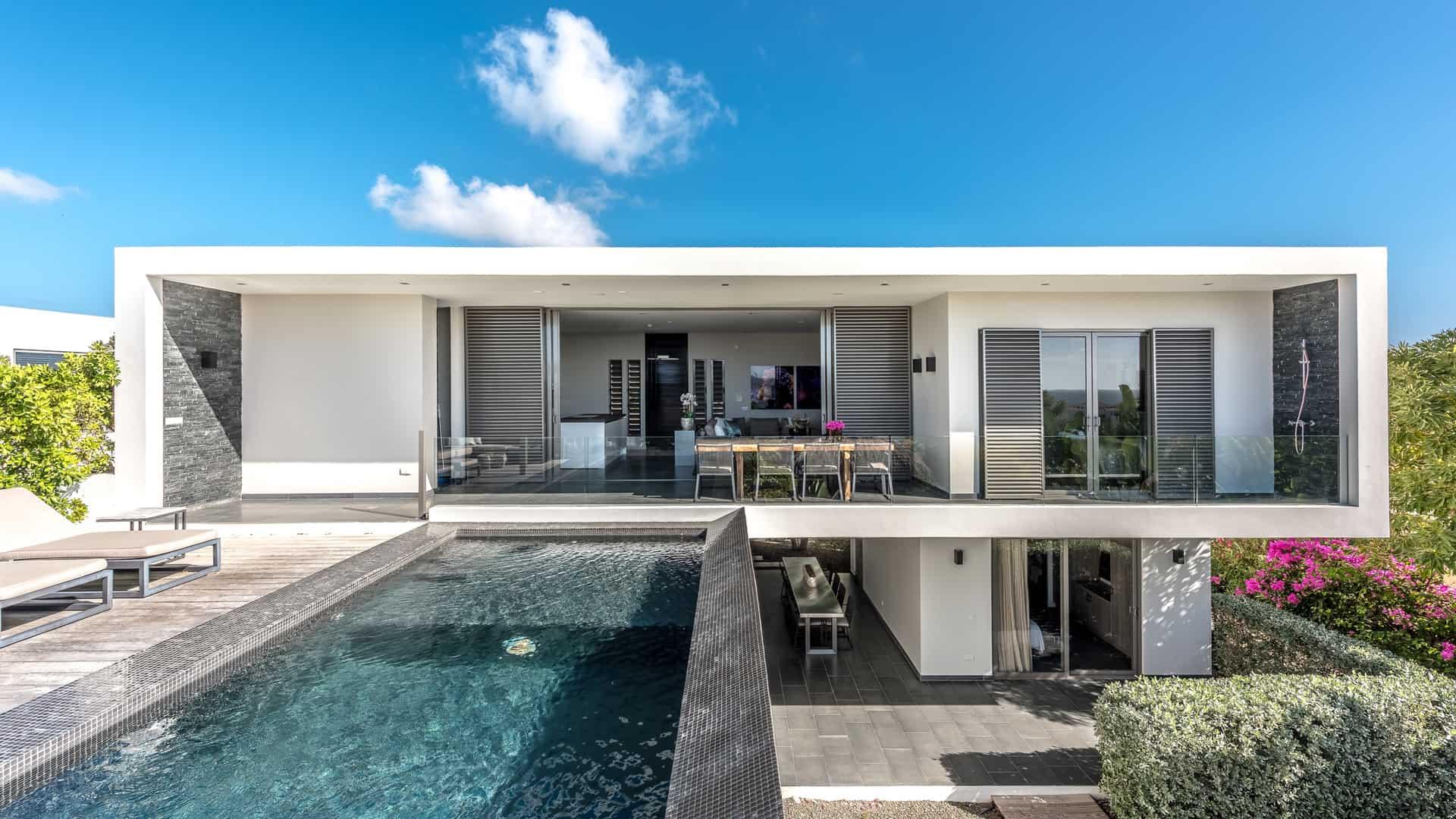 VR villa design