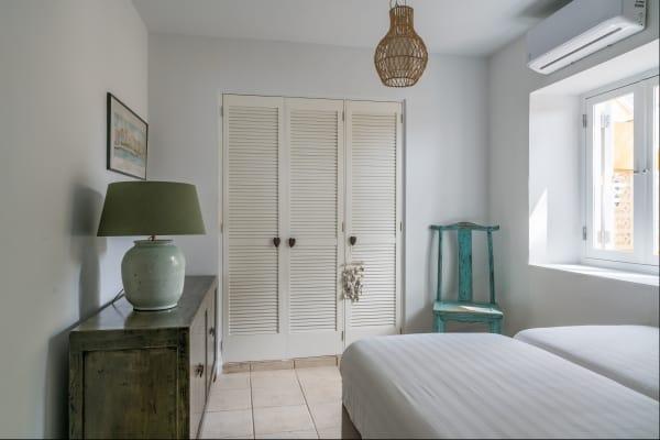 Bedroom Lower Apartment