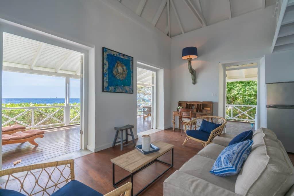 Apartment Upper Seaside living room