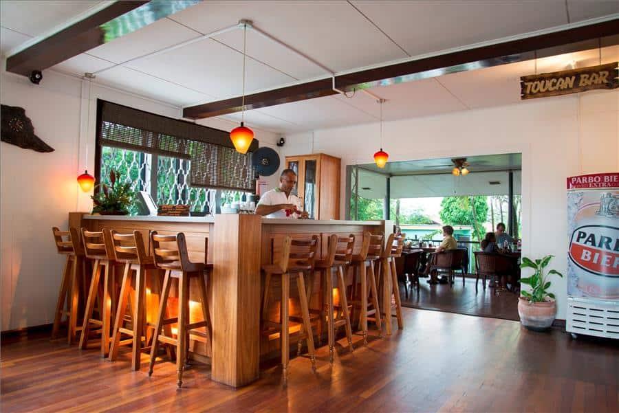 Eco Resort, Bar