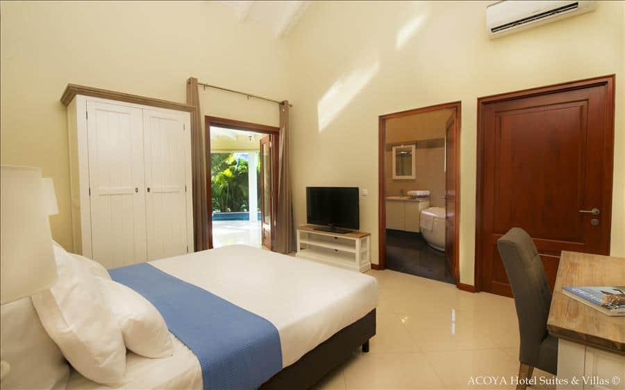 ACOYA Villa Master Bedroom