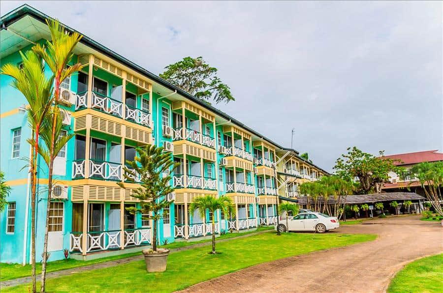 Eco Resort, Room