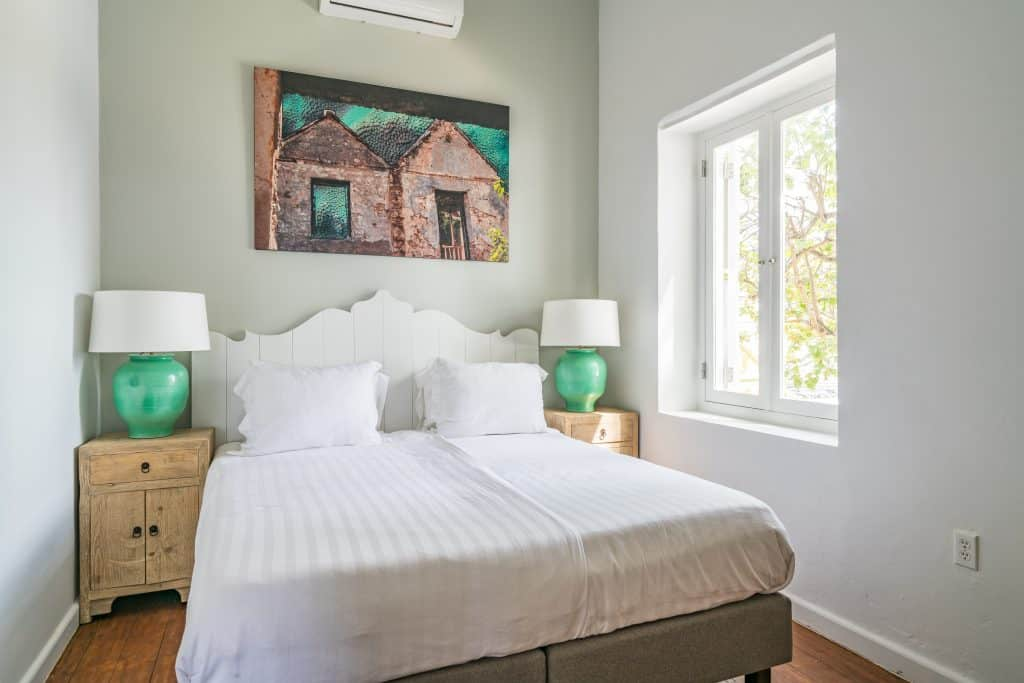 Apartment Upper Seaside bedroom