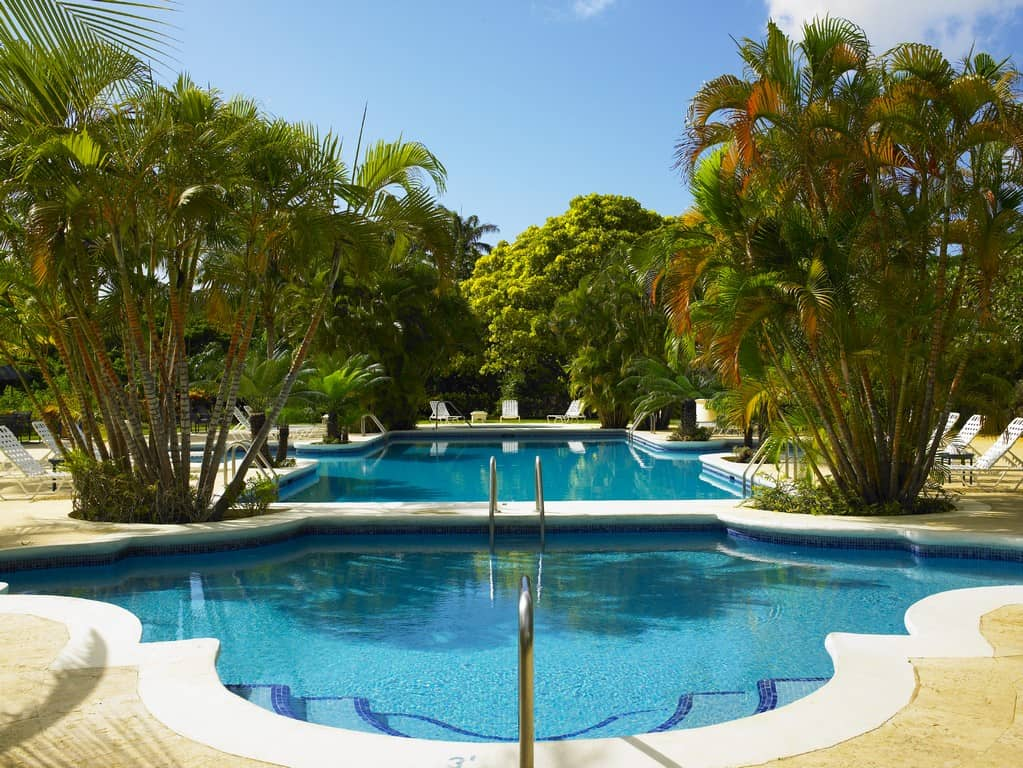 The Sanctuary Pool