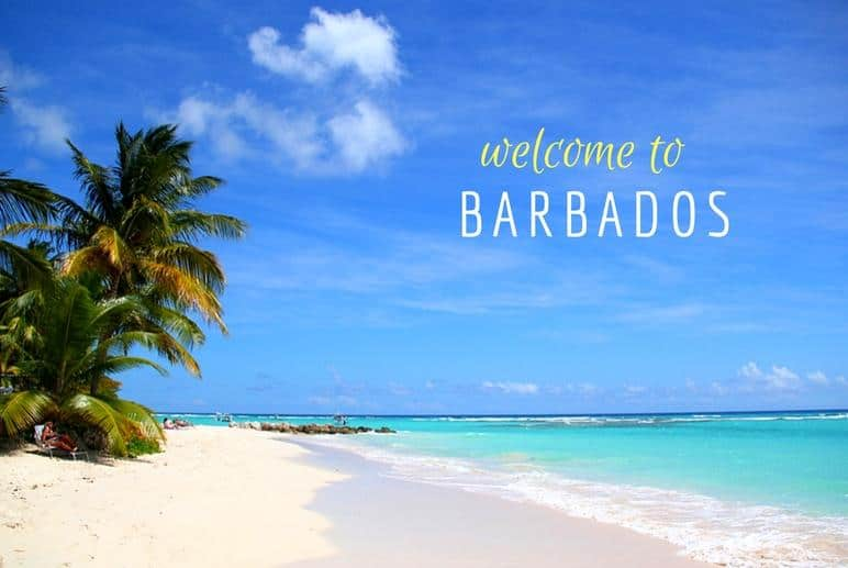 welcome to barbados