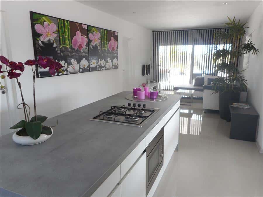 Keuken beneden