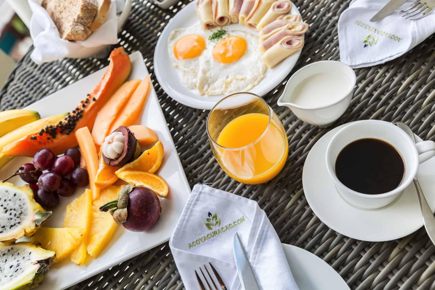 Breakfast Acoya Curacao