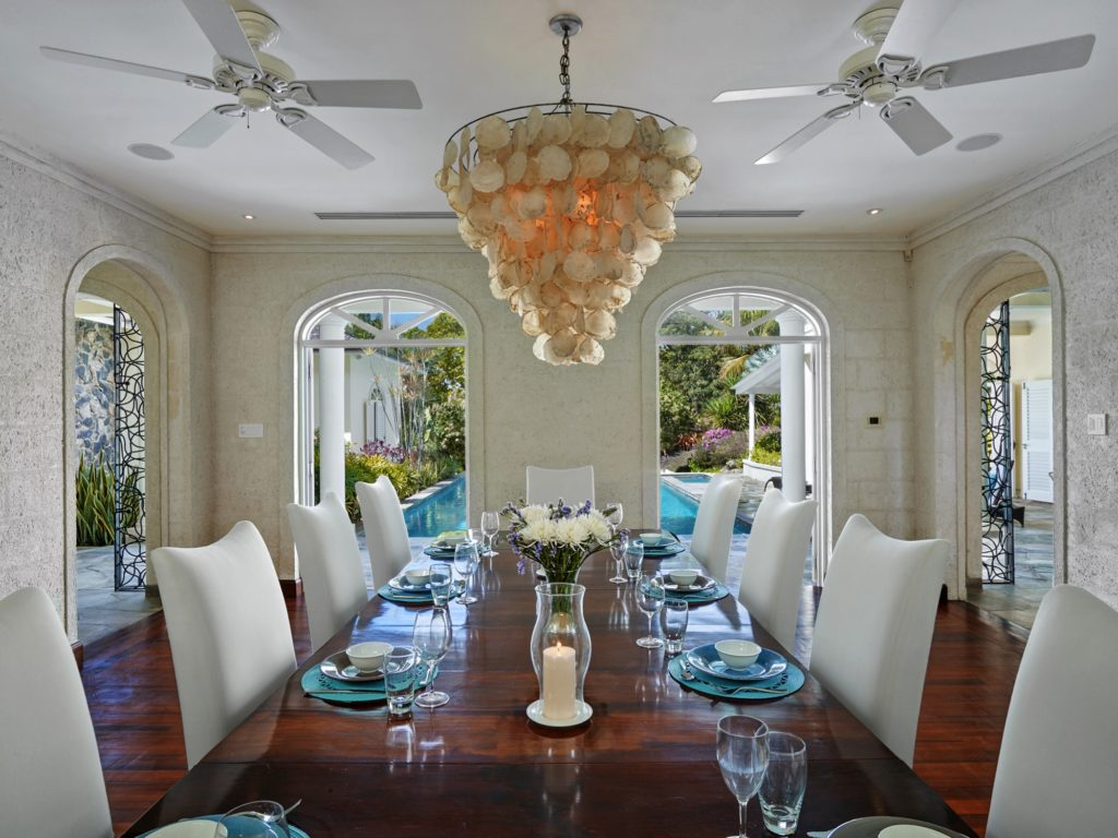 Diner table Westland heights Barbados