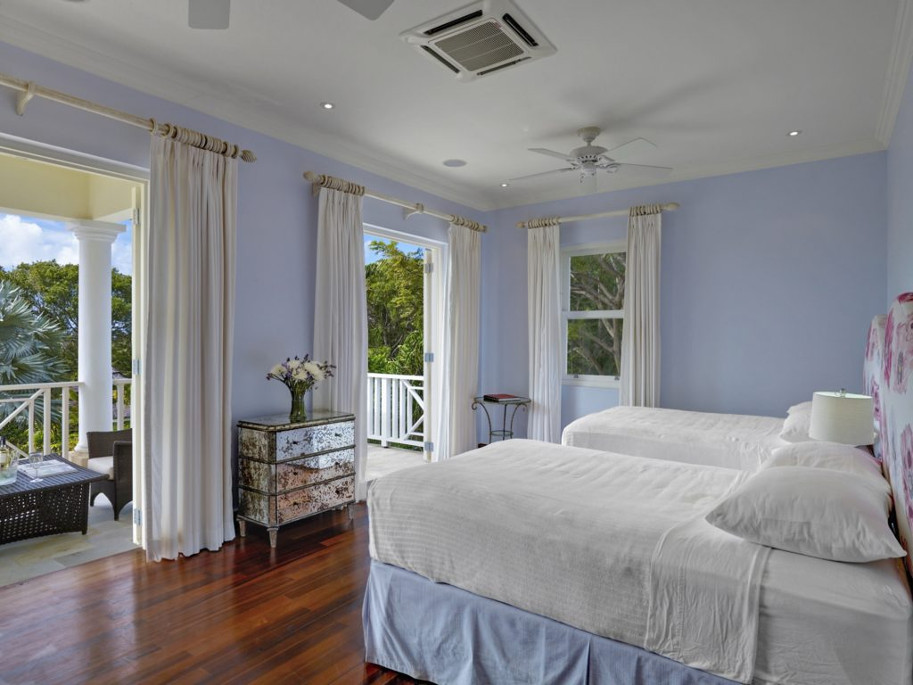 Bedroom 4 Westland heights Barbados