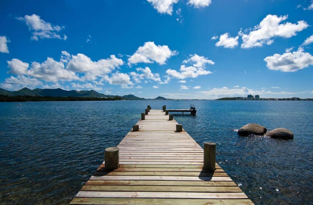 La Sal dock