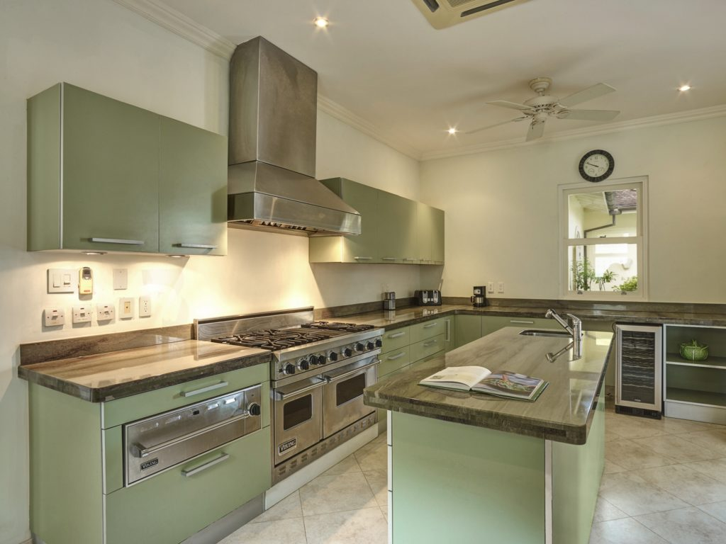 Kitchen Westland Heights Barbados