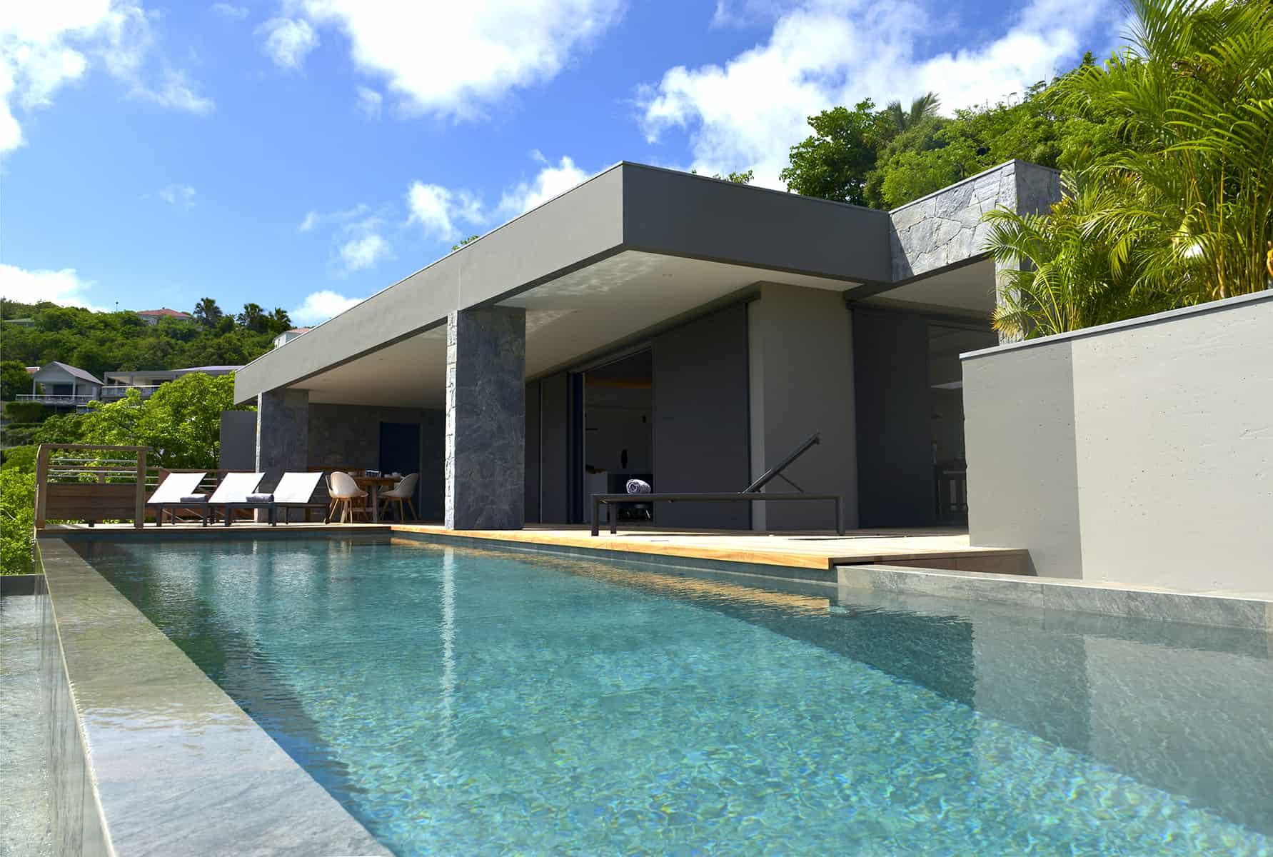 pool view villa
