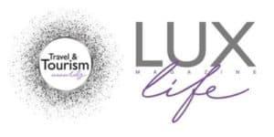 Logo Lux life Magazine Award