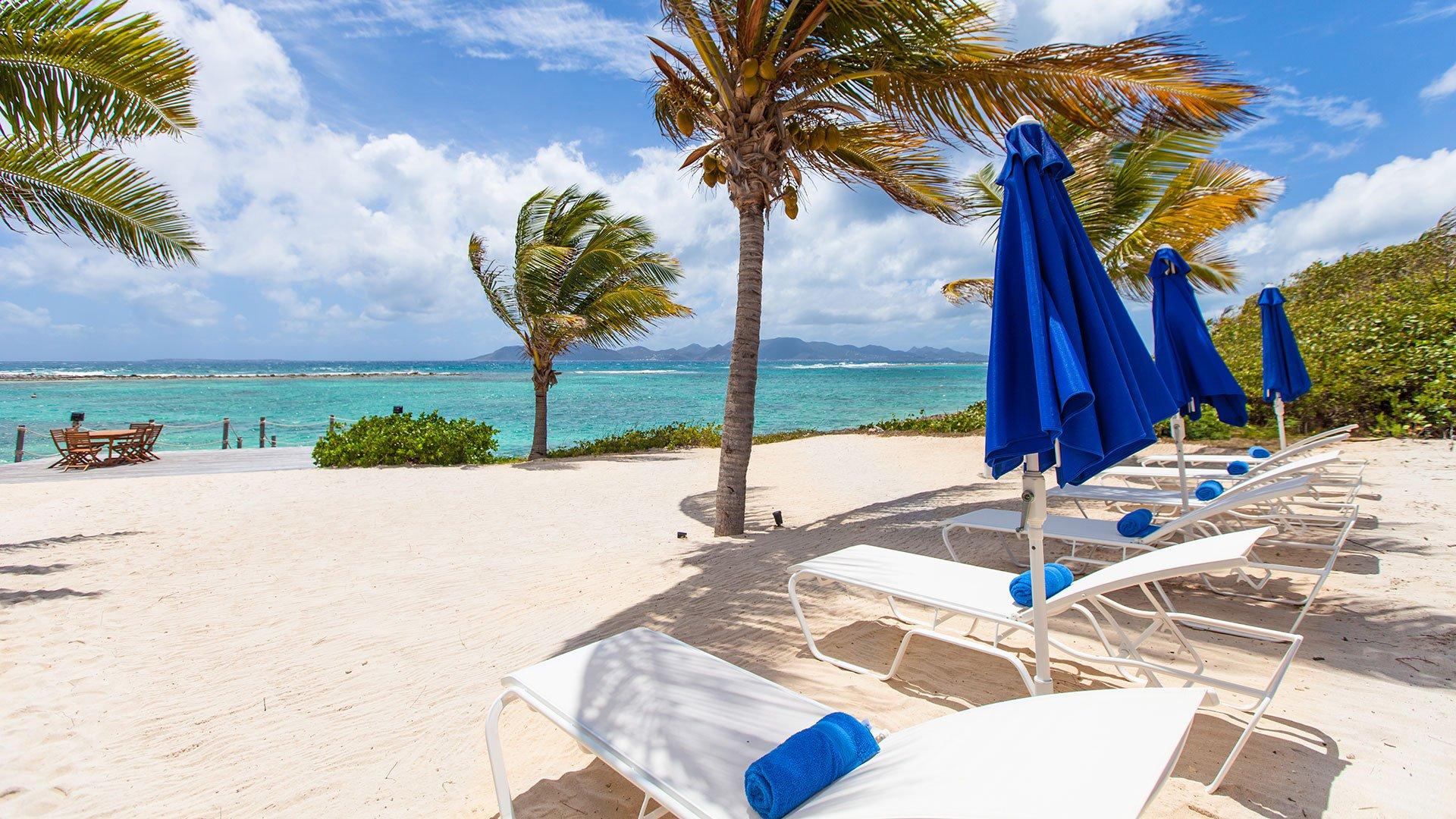 Indigo Villa Anguilla Rental Properties in Paradise beach