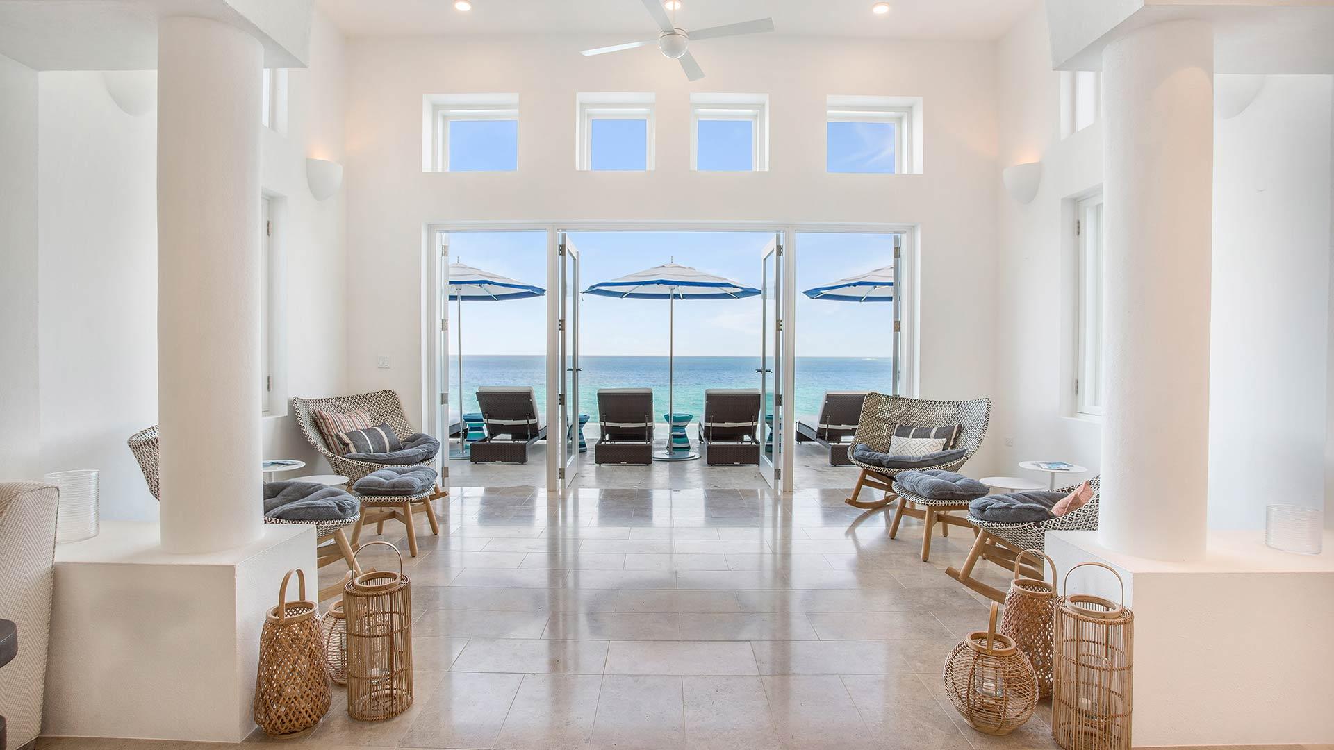 Long Bay Villas Anguilla Sea