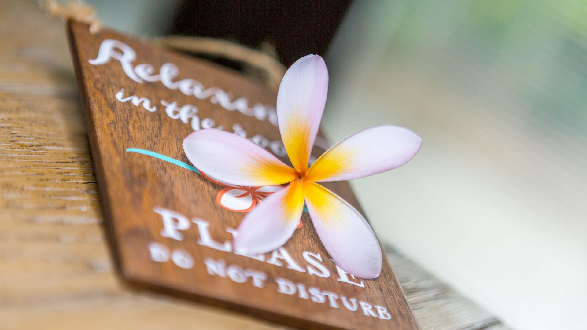 frangipani villa detail
