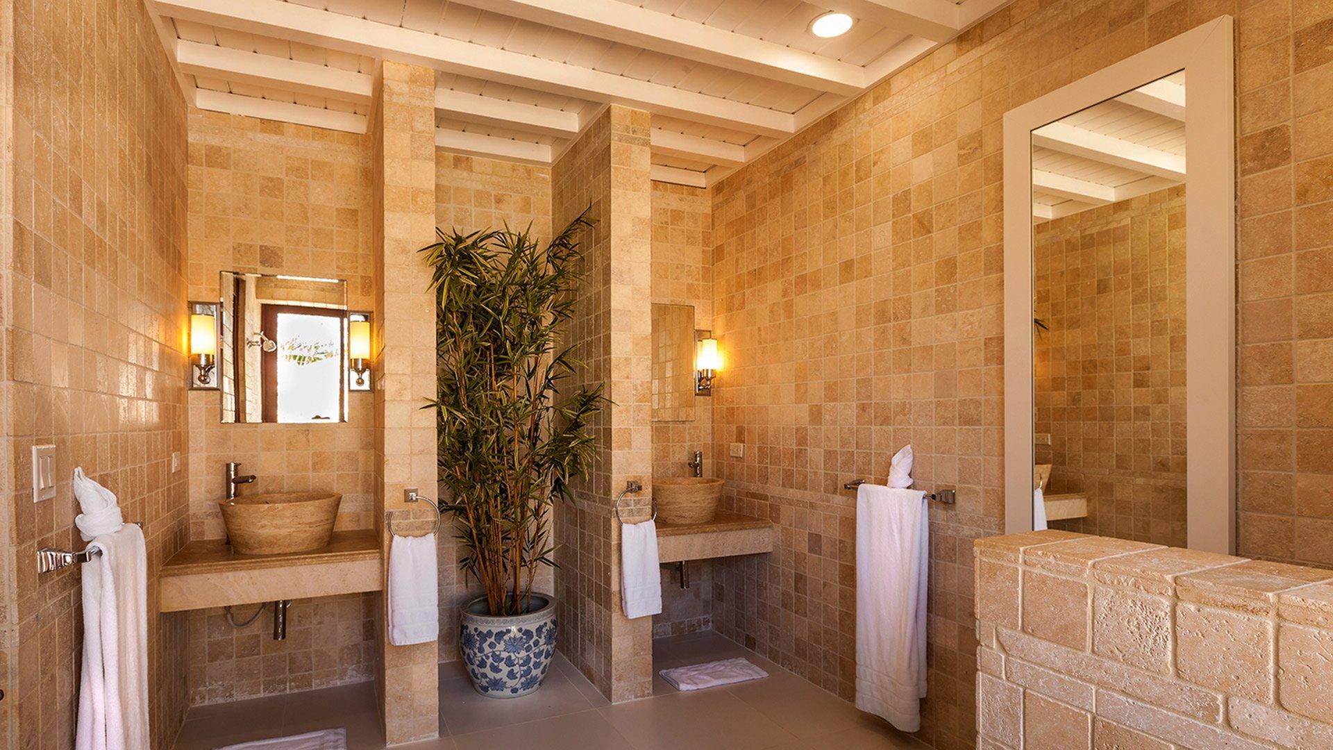 Indigo Villa Anguilla Rental Properties in Paradise bath