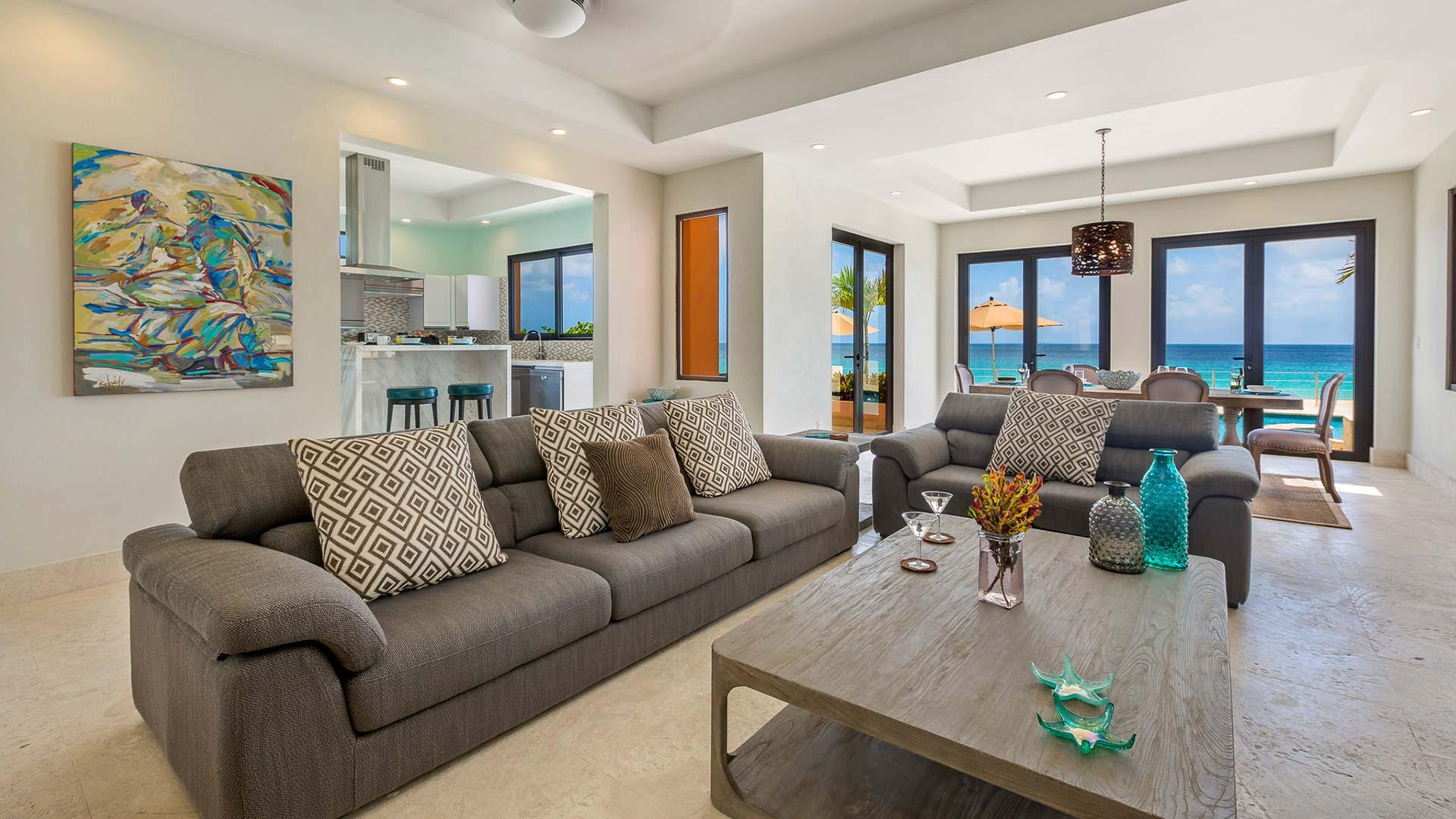 frangipani living room