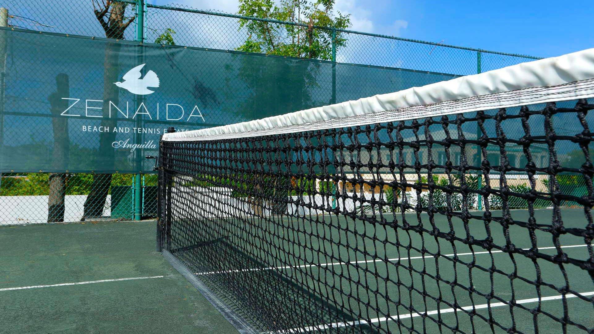 Zenaida tennis