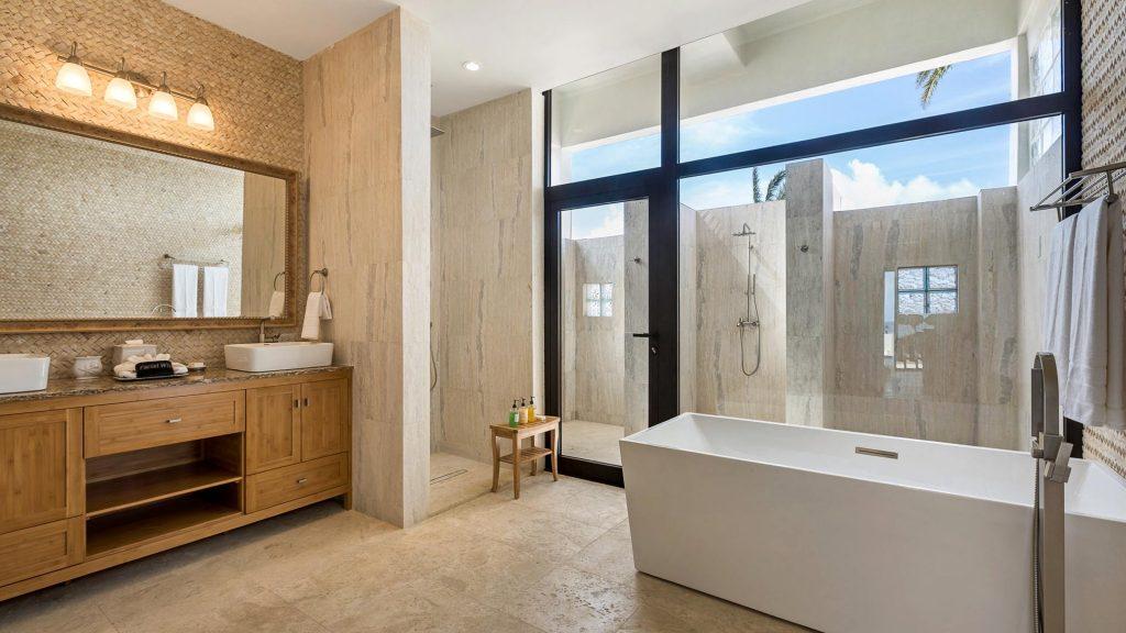frangipani villa bath