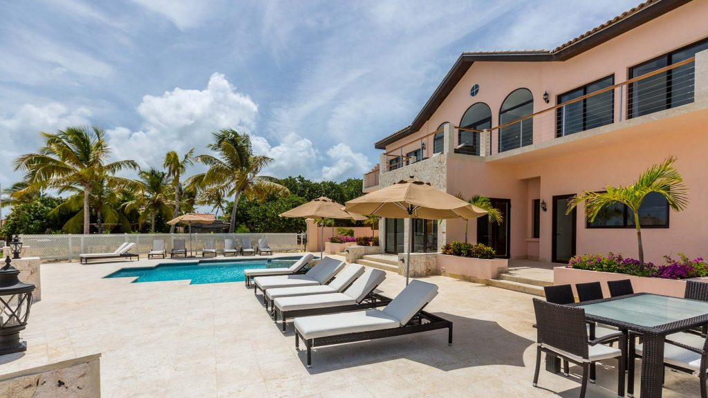 frangipani pool deck chairs