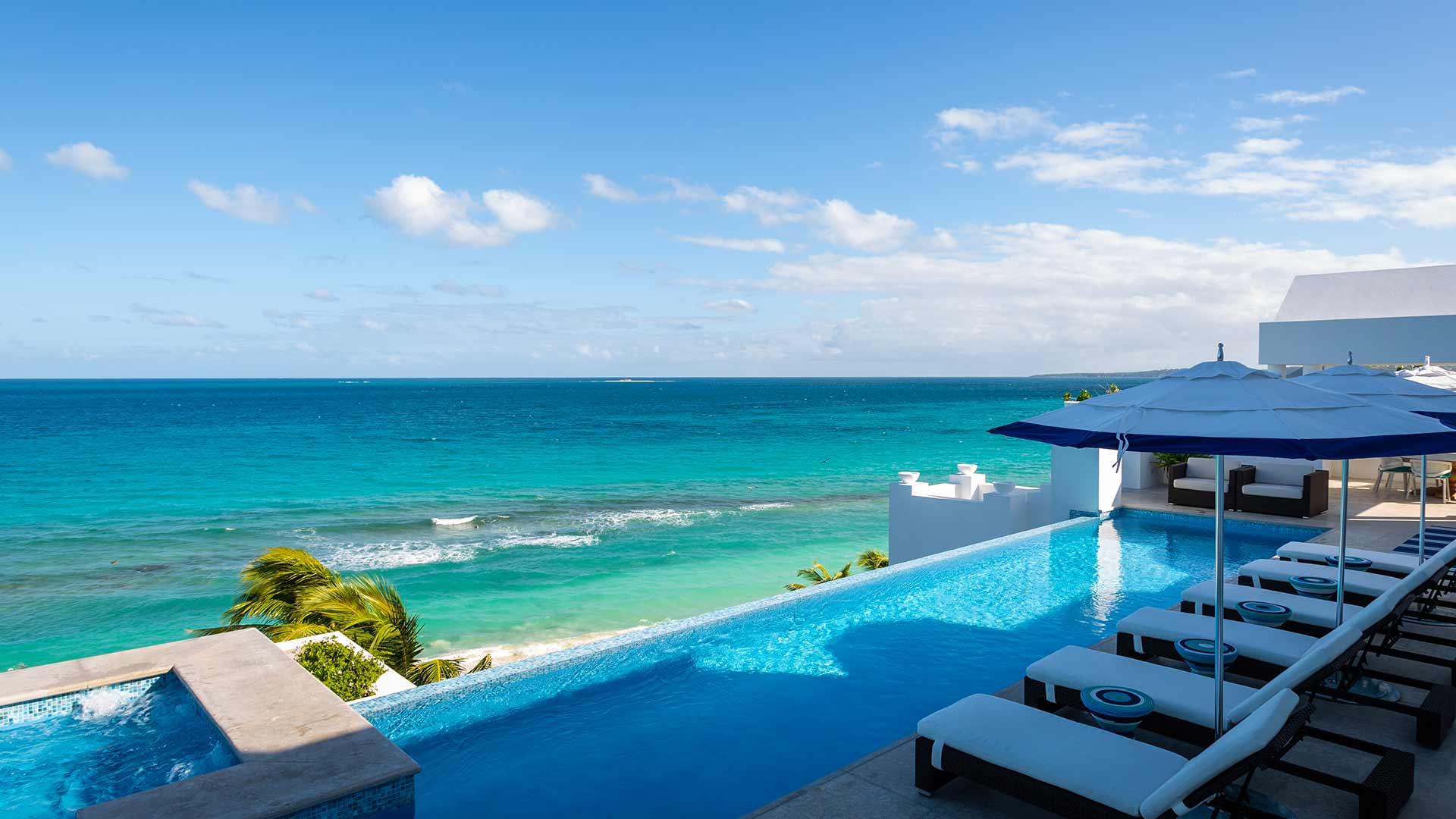 Long Bay Villas Anguilla SEA Pool